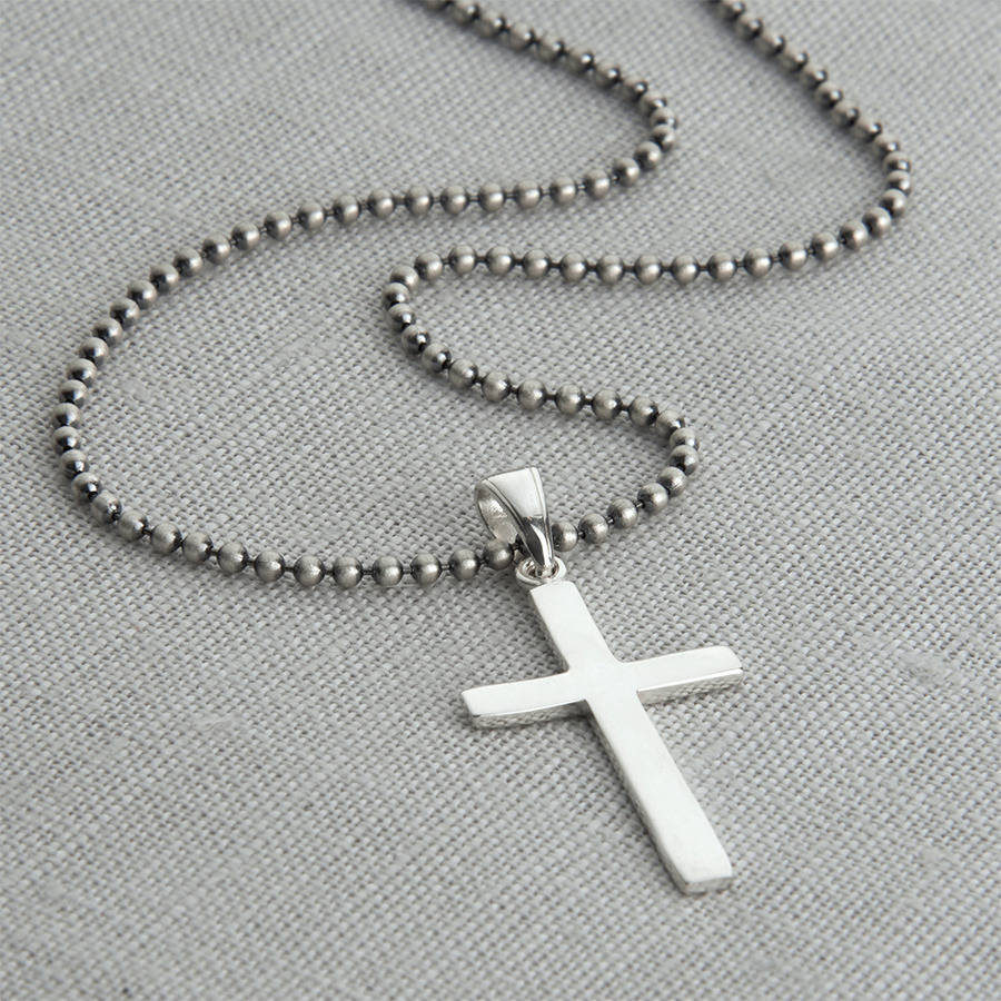 original_men-s-sterling-silver-cross-and-chain