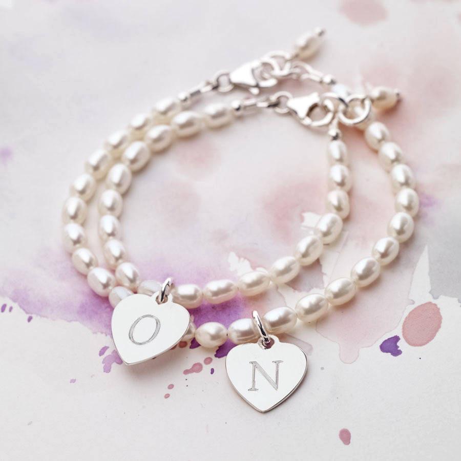 Mother And Daughter Bracelet Set