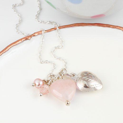 PinkSweetheartNecklace