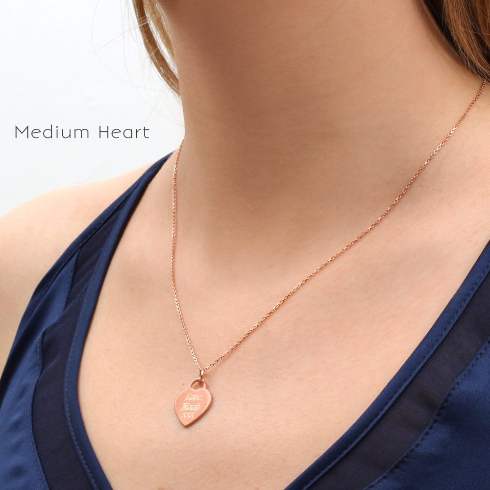 Bee Charm Rose Gold
