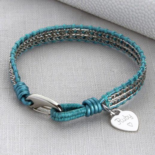 metallic-bracelet