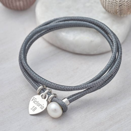 original_silver-and-leather-pearl-clasp-bracelet