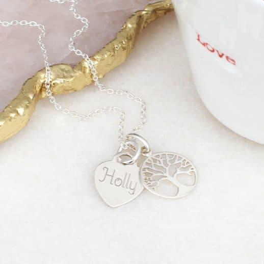 SilverFamilyTree01Necklace