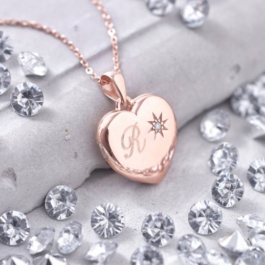 original_personalised-genuine-diamond-rose-gold-locket