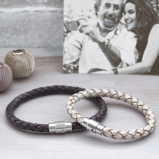 father and daughter bracelet