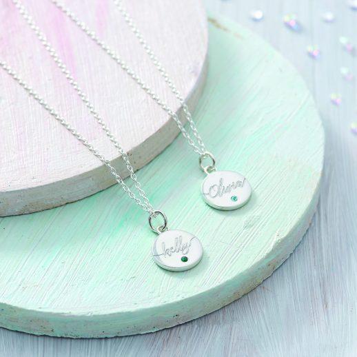 birthstone-disc-name-pendant-45-ladies-jewellery-hurley-burley