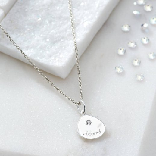 original_personalised-diamond-teardrop-pendant