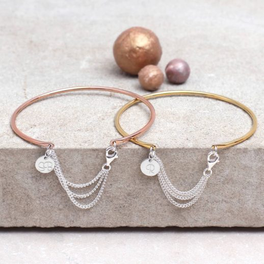 original_personalised-gold-and-silver-chain-bangle-1