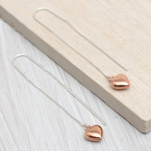 original_rose-gold-and-silver-pull-through-heart-earrings