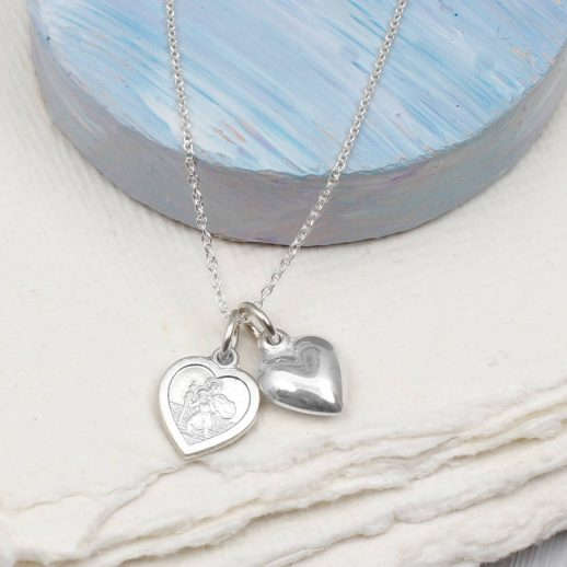 original_personalised-st-christopher-double-heart-charm-necklace