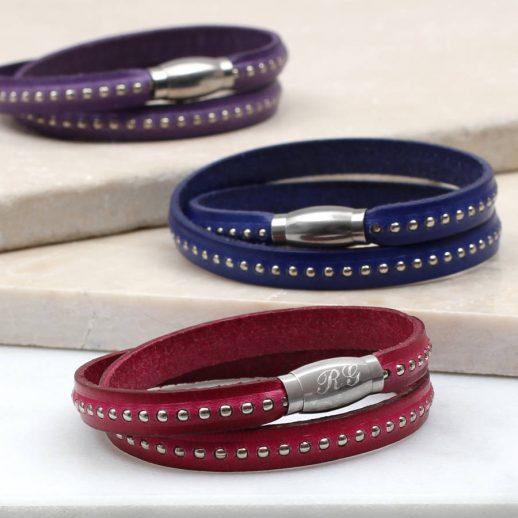 original_personalised-leather-and-tiny-stud-wrap-bracelet-2