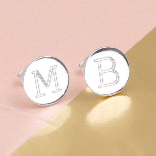 original_sterling-silver-personalised-initial-disc-earrings