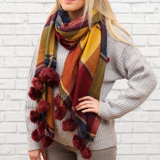 original_personalised-pom-pom-trimmed-cashmere-mix-blanket-scarf-1
