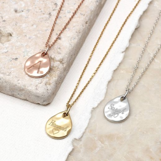 original_personalised-mini-precious-metal-teardrop-necklace