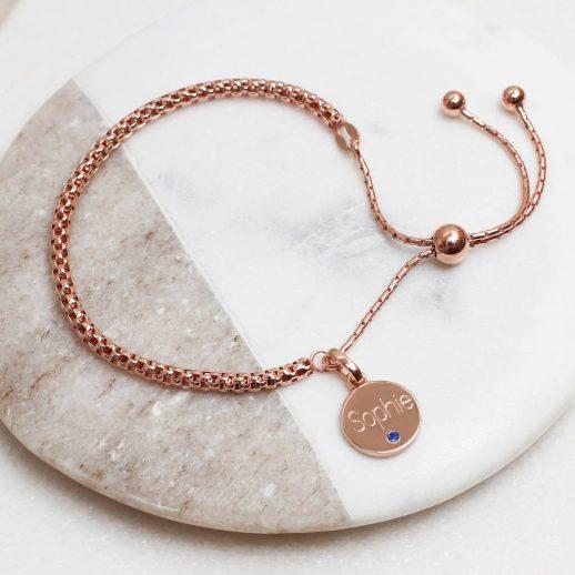 original_personalised-rose-gold-birthstone-charm-bracelet