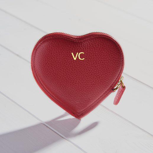 HeartCoinPurseFoiling