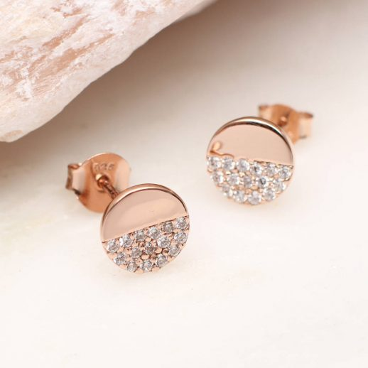 original_rose-gold-and-swarovski-crystal-disc-earrings