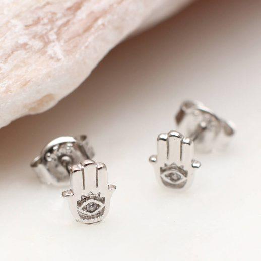 original_sterling-silver-mini-hamsa-earrings