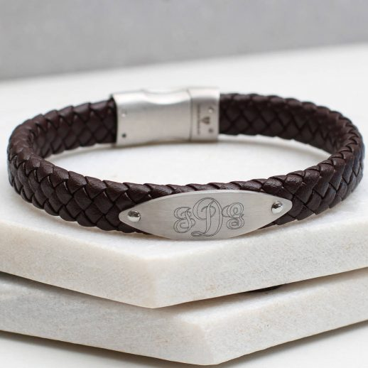 original_personalised-leather-monogram-initial-bracelet