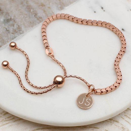 original_personalised-rose-gold-box-chain-slider-bracelet