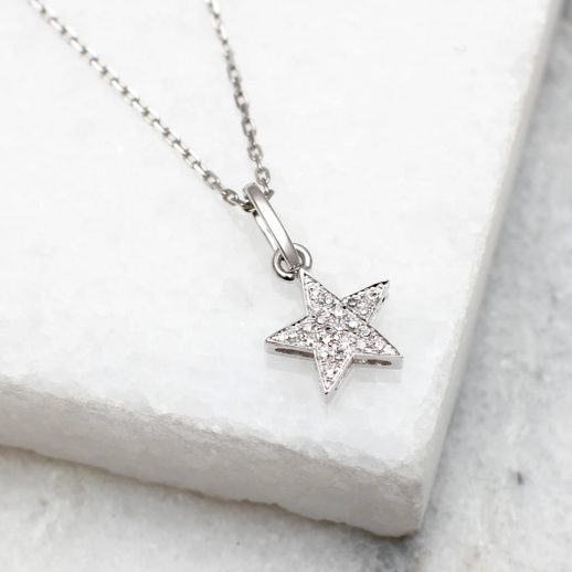 original_18ct-white-gold-and-diamond-set-star-necklace