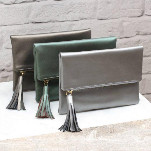 original_luxury-leather-secret-message-foldover-clutch-bag-1