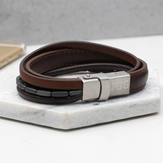 original_personalised-usb-phone-charging-leather-bracelet
