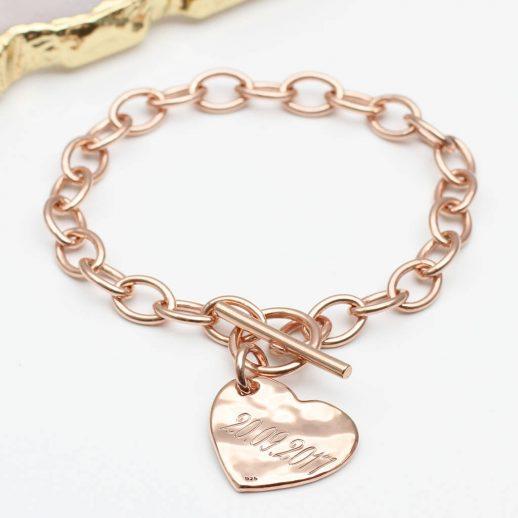 original_personalised-18ct-gold-vermeil-hammered-heart-bracelet
