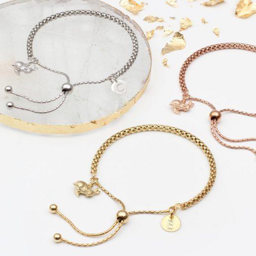 48 - Verdana - Bunnies bracelet