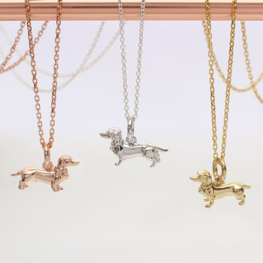 TinyDachshundNecklaces