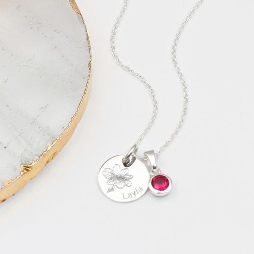 birthflower-charm-pendant