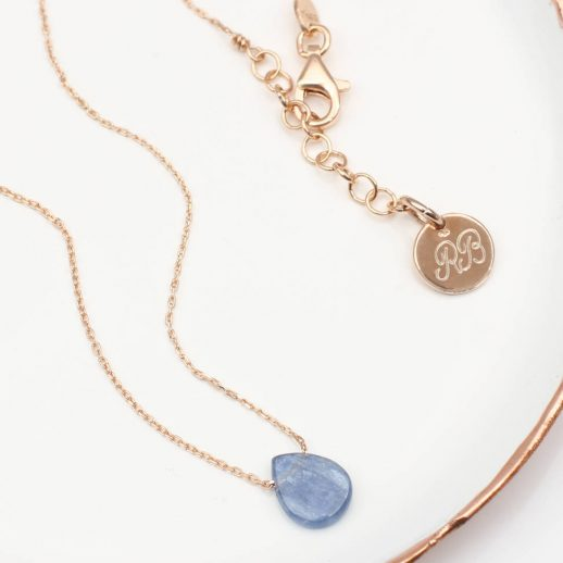 original_18ct-rose-gold-and-kyanite-personalised-necklace-1