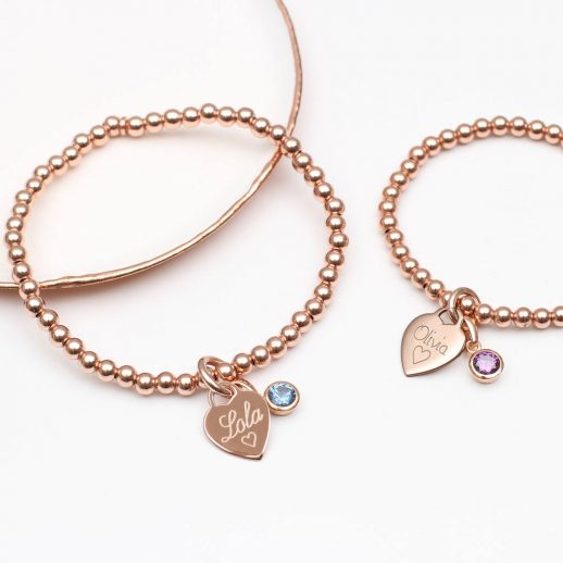 original_18ct-rose-gold-personalised-birthstone-ball-bracelet