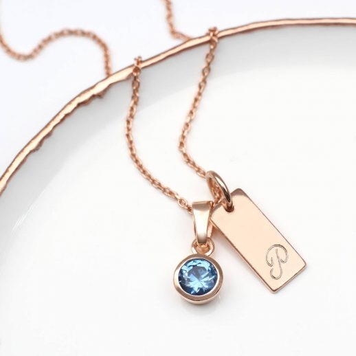 original_personalised-18ct-rose-gold-birthstone-initial-necklace