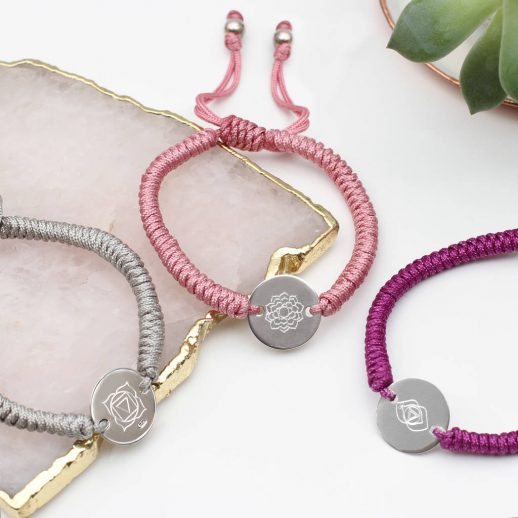 original_personalised-chakra-silver-friendship-bracelet