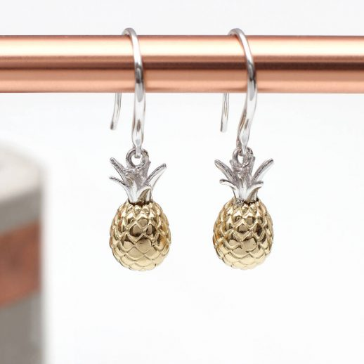 original_18ct-gold-and-sterling-silver-pineapple-earrings