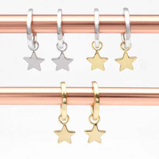 original_18ct-gold-and-sterling-silver-star-charm-earrings