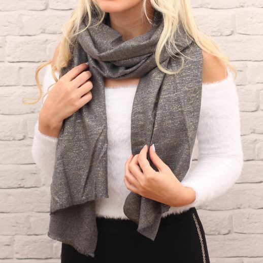 original_personalised-supersoft-grey-and-gold-shimmer-scarf