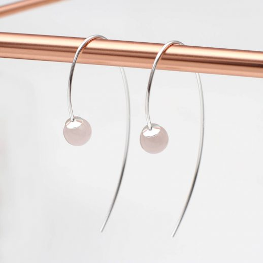 original_sterling-silver-and-rose-quartz-pull-through-earrings