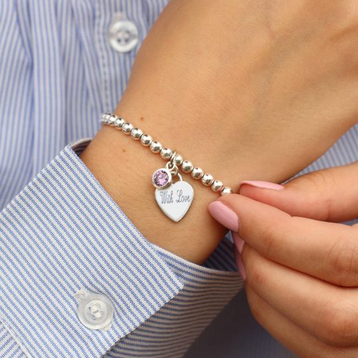 original_sterling-silver-personalised-birthstone-ball-bracelet