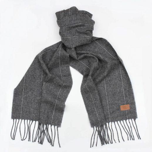 original_men-s-personalised-lambswool-grey-chalk-stripe-scarf