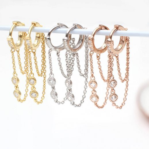 original_18ct-gold-or-silver-and-crystal-chain-huggie-earrings-4