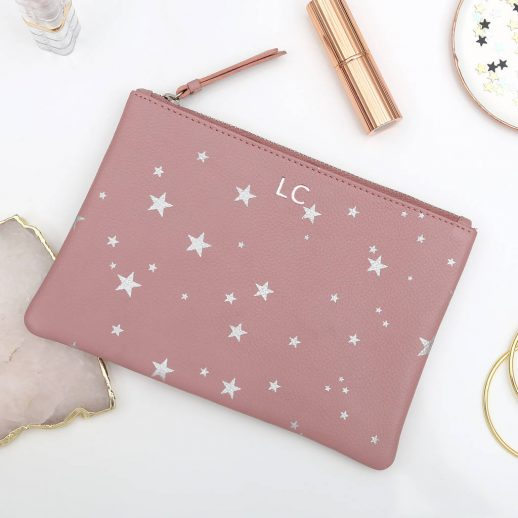 original_personalised-luxury-star-leather-clutch-bag