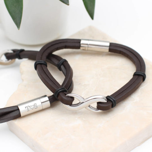 original_men-s-personalised-leather-infinity-bracelet-1