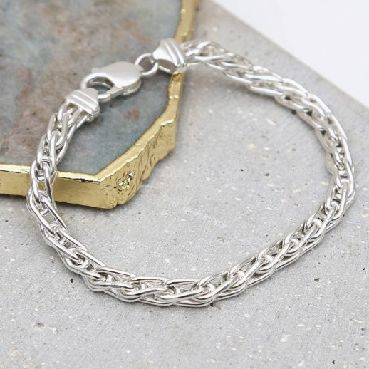 original_men-s-sterling-silver-wheat-design-link-bracelet