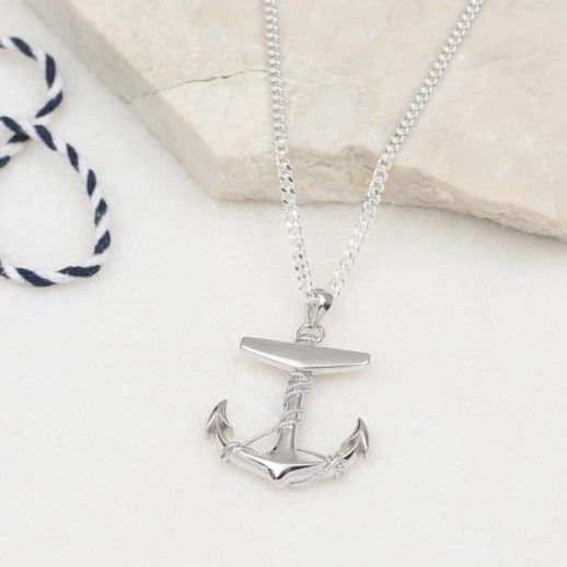 original_mens-sterling-silver-anchor-pendant-on-curb-chain-1