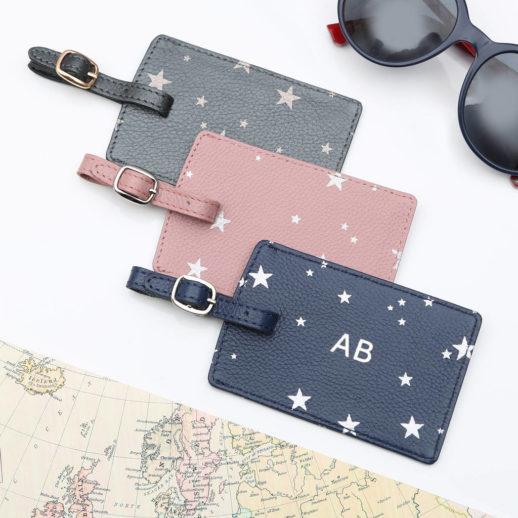 original_personalised-luxury-star-leather-luggage-tag