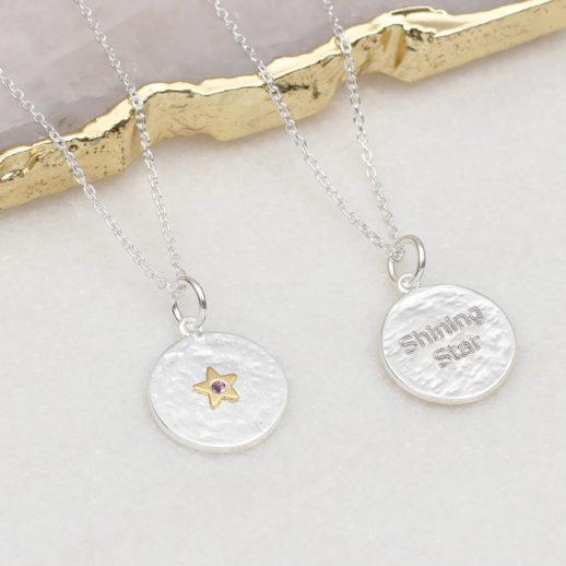 original_personalised-sterling-silver-birthstone-star-pendant