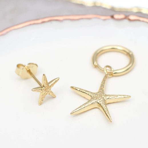 original_18ct-gold-mismatched-starfish-earrings