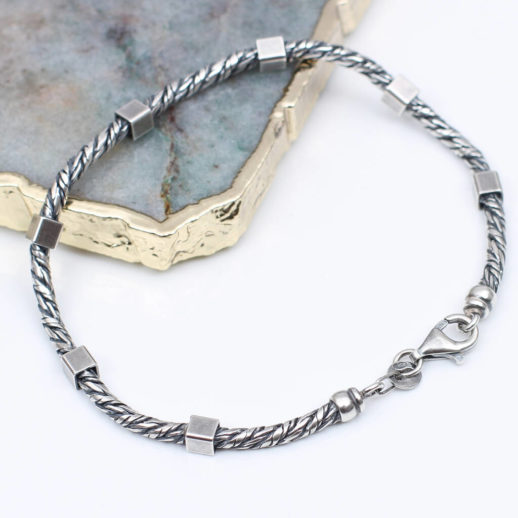 original_men-s-sterling-silver-rope-and-cube-bracelet